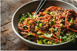 Wok thaï légumes